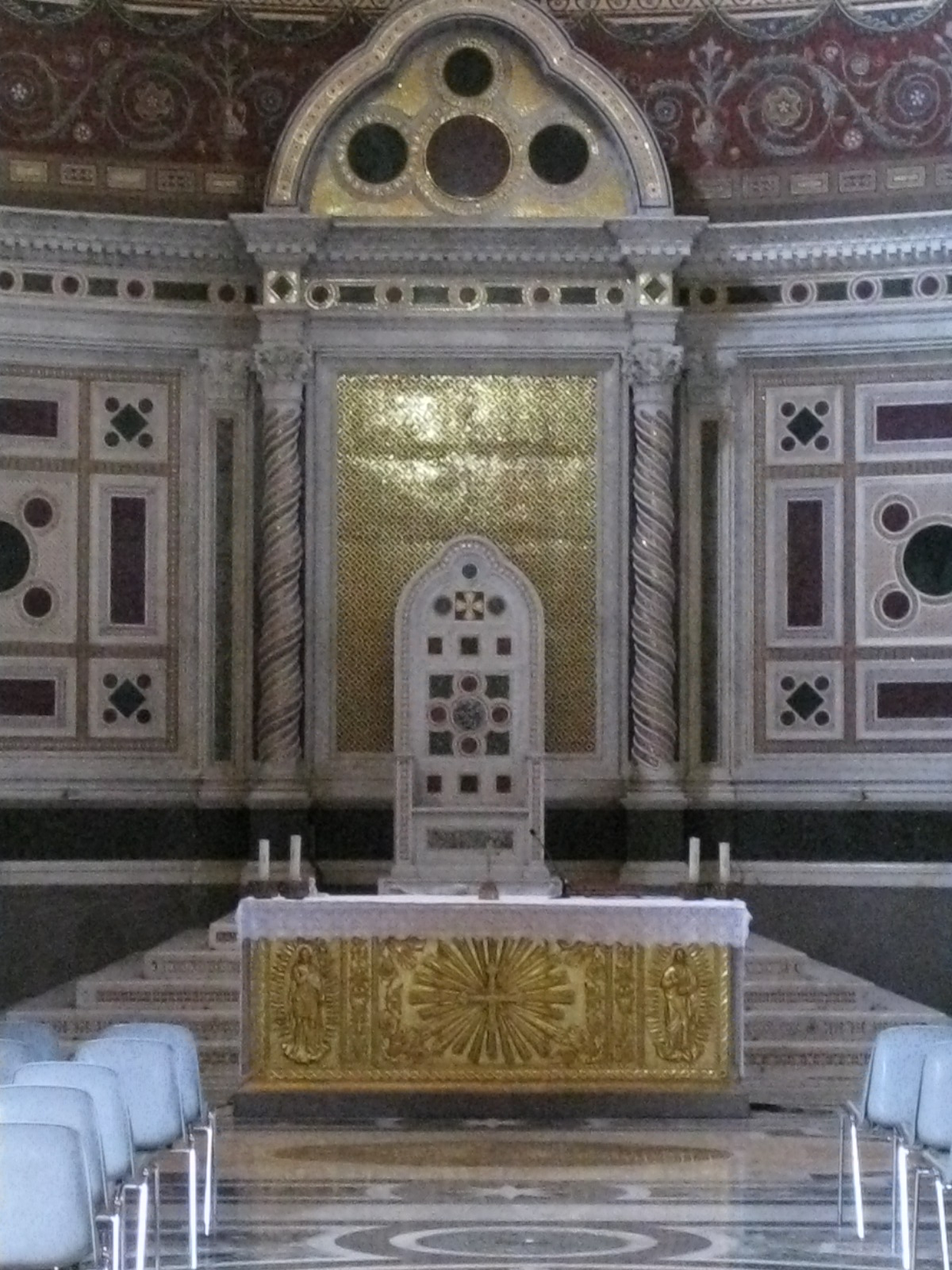 The Pope's Cathedra
